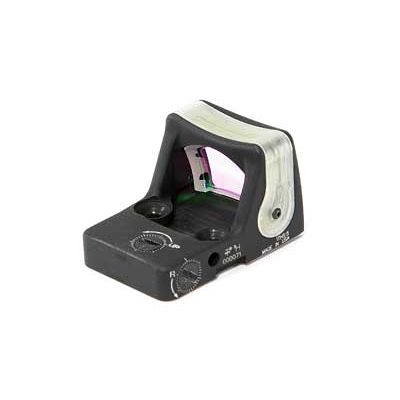 Trijicon RM04: RMR Sight Dual Illuminated 7.0 MOA Red Dot