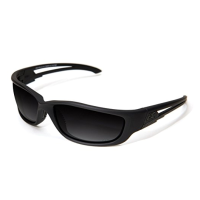 Edge Eyewear Blade Runner XL – Soft-Touch Matte Black Frame / Polarized Gradient Smoke Lens