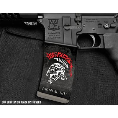 Tactical Shit AR 15 Mag Wraps 3-Pack