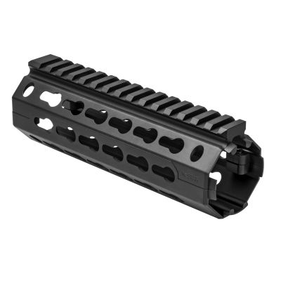 "AR15 Keymod Handguard/ Two Piece/ Drop In Fit/ Carbine Handguard Length/ 6.5""L"