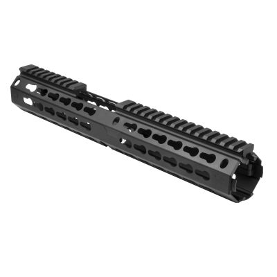 "AR15 Keymod Handguard/ Two Piece/ Drop In Fit/ Carbine Extended Handguard Length/ 13""L"