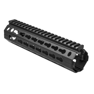 "AR15 Keymod Handguard/ Two Piece/ Drop In Fit/ Mid-Length Handguard Length/ 8.5""L"