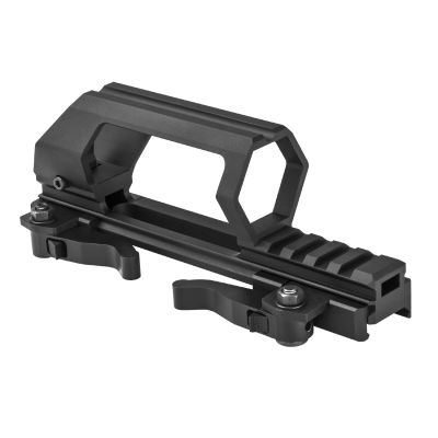 AR15 Advanced Detachable Carry Handle/ Quick Release Mount/ Folding Rear Sight/ Reflex Optic Rail
