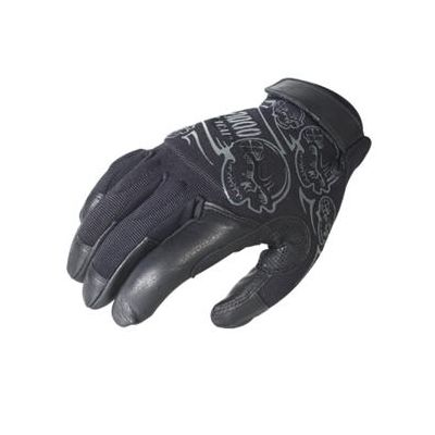 Voodoo Liberator Tactical Gloves- Black