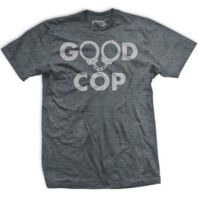 RANGER UP GOOD COP VINTAGE-FIT T-SHIRT