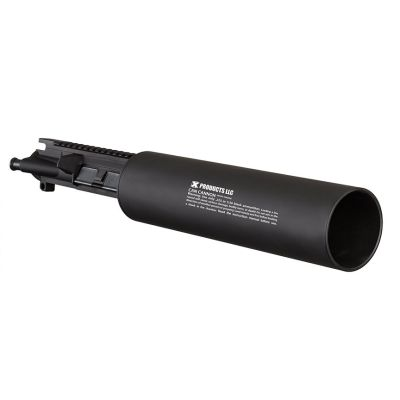 Can Cannon Soda Can Launcher for AR-15 & M16