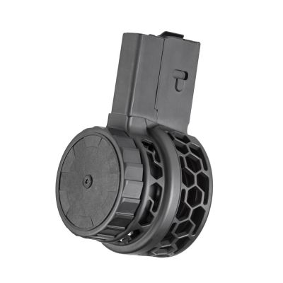 X-15 Skeletonized 50 Round Drum Magazine for AR-15 & M16
