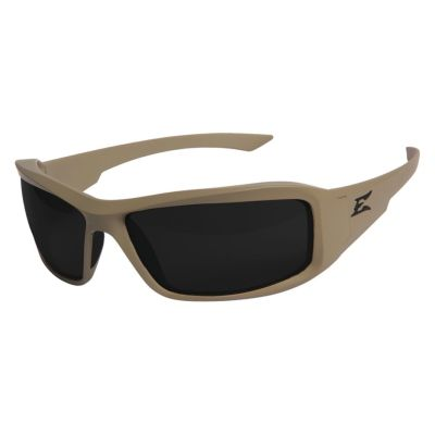 Edge Eyewear Hamel Sand with Vapor Lens