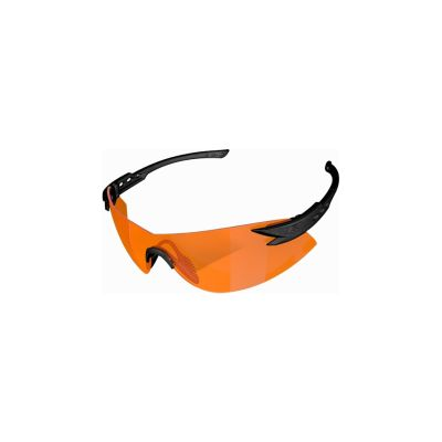 Edge Notch Tactical Safety Eyewear with Tigers Eye Lens